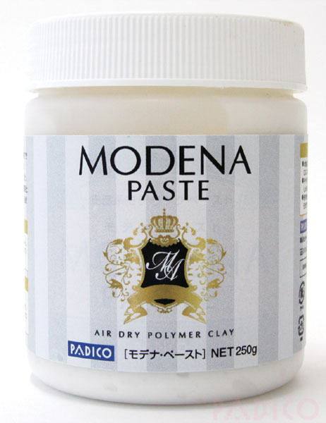 Modena Paste Clay Modeling Paste