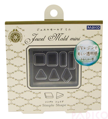 Jewel Mold Mini Simple Shape