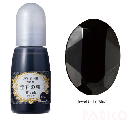 Jewel Color Black