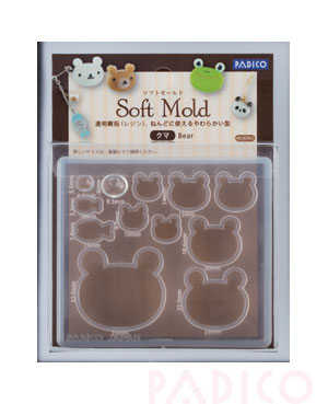 "Soft Mold ""Bear"""