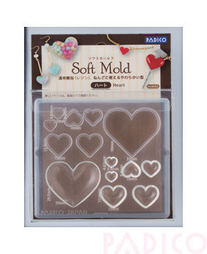 Soft Mold Heart