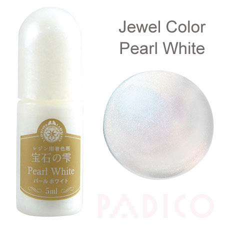 Jewel Color Pearl White