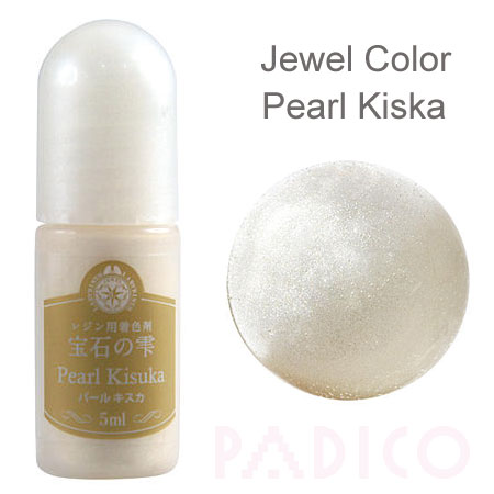 Jewel Color Pearl Kiska