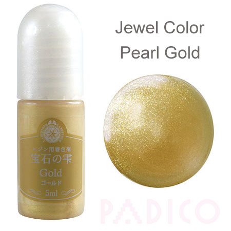 Jewel Color Gold