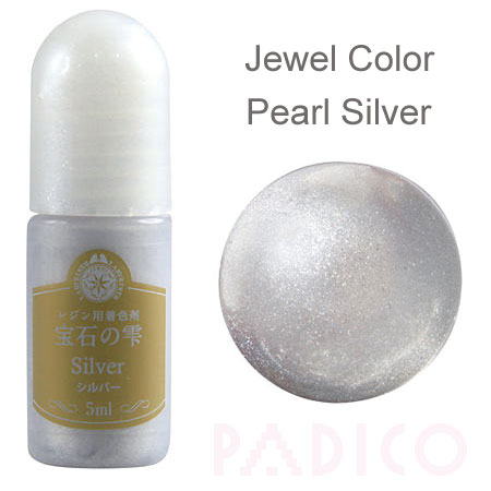 Jewel Color Silver