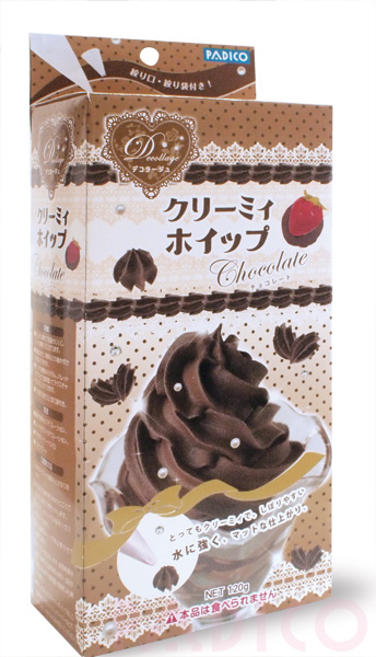 Creamy Whip Chocolate kit