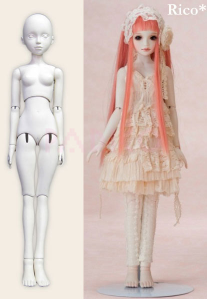 Alice Rock Doll Kit produced by Padico